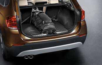BMW X1- BMW Ski and snowboard bag basic line. (12/2013)