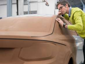 BMW 2 Series Coupe Design process, Christopher Weil, Exterior Designer (10/2013)