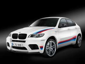 BMW X6 M - Alpine White metallic - M light-alloy-wheels double spoke - Design Edition 2013. (11/2013) © BMW GROUP