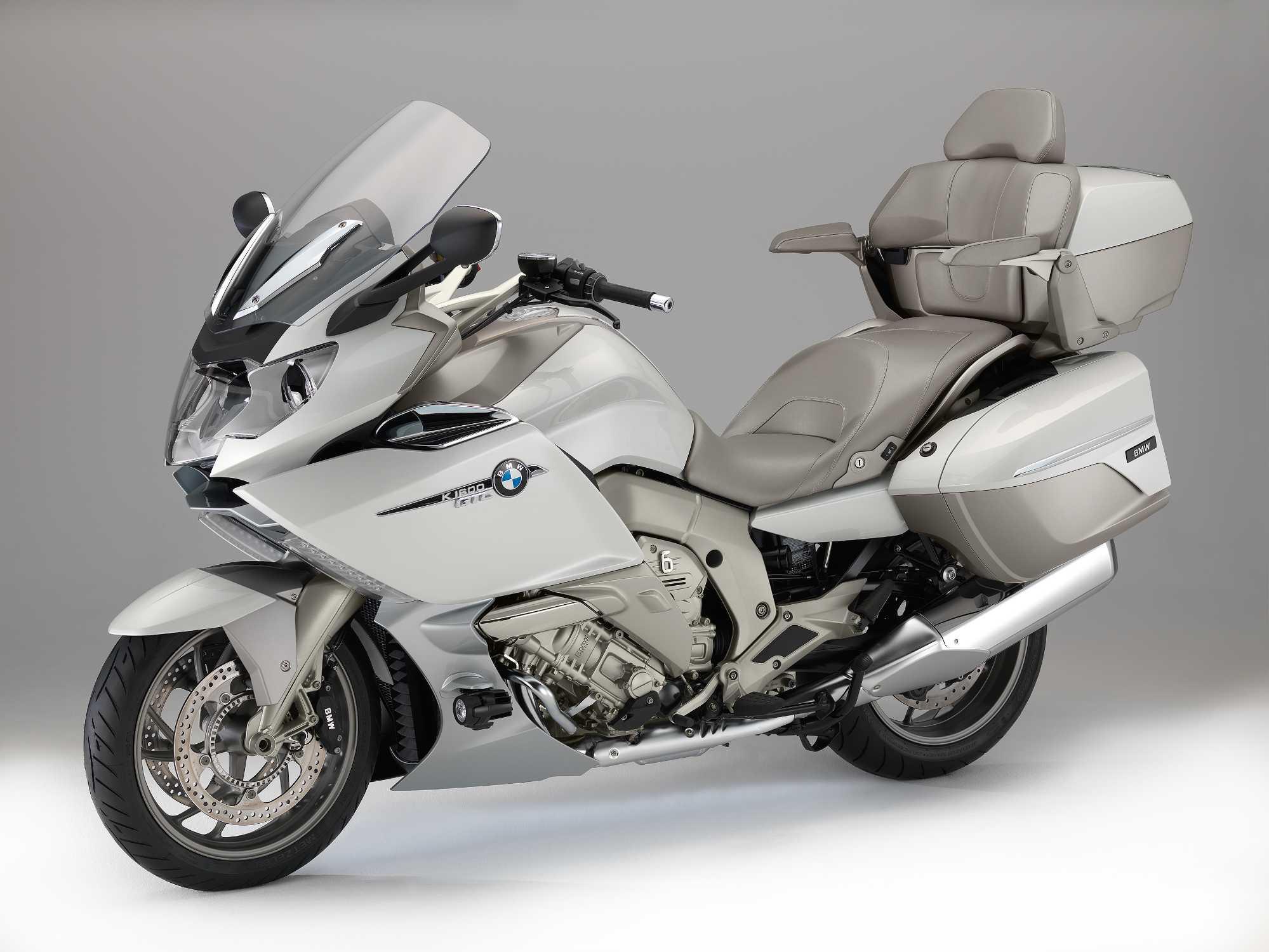 Die Neue Bmw K 1600 Gtl Exclusive
