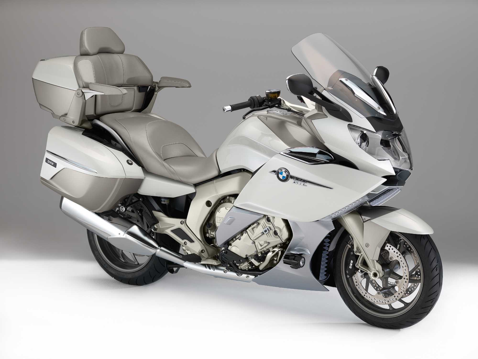 Bmw K 1600 Gtl Exclusive Named Best Luxury Touring