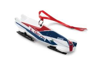 Team USA Bobsled Ornament, $59. (11/2013)
