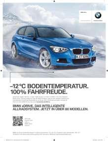 Neue Kommunikation zu BMW xDrive (11/2013)