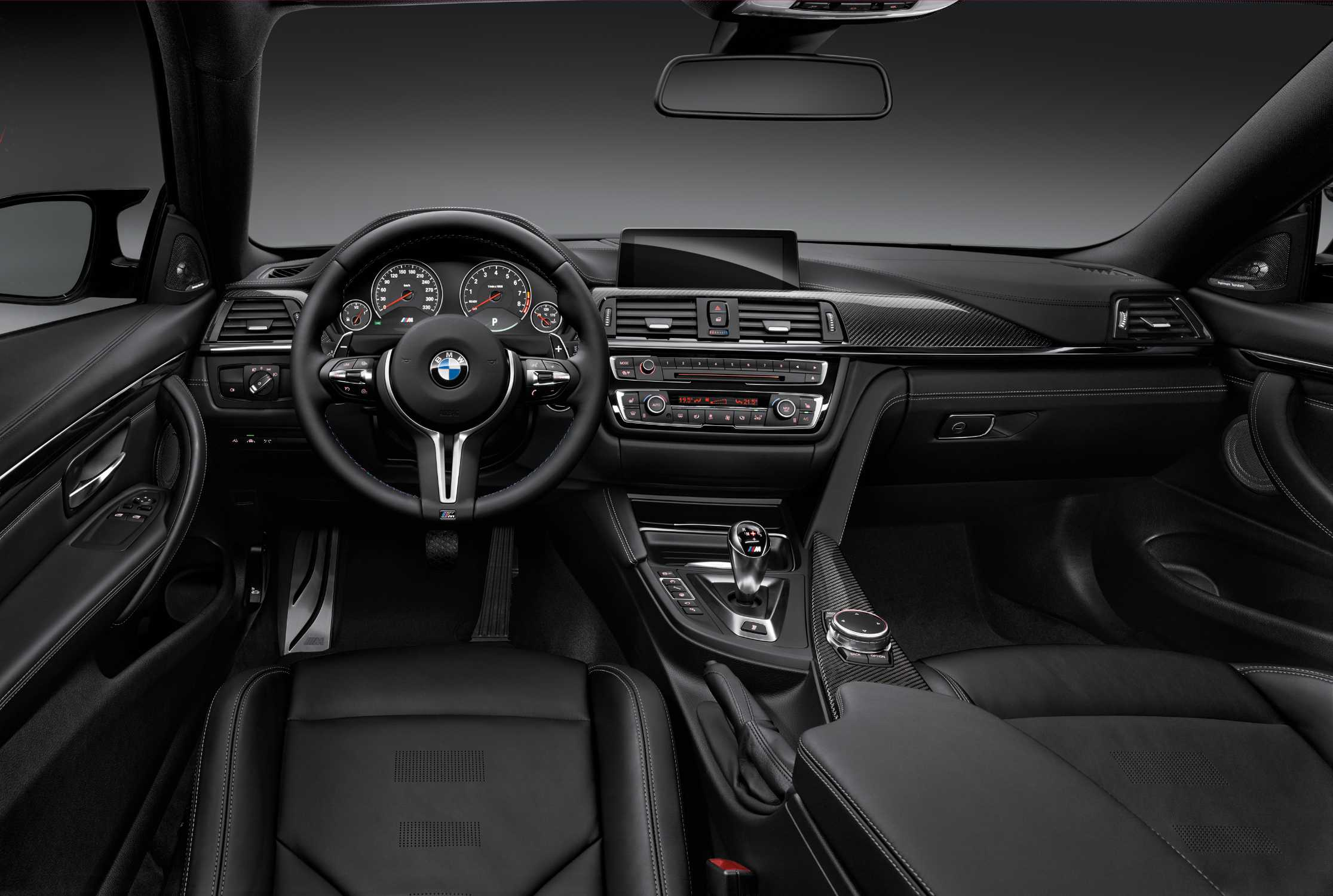 The Allnew BMW M Coupé Interior Upholstery Full Leather Merino - All black bmw