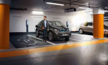 BMW i, ParkNow Longterm(12/2013)