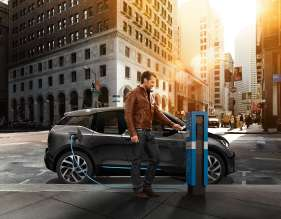 BMW i, ChargeNow Charging Station (12/2013)