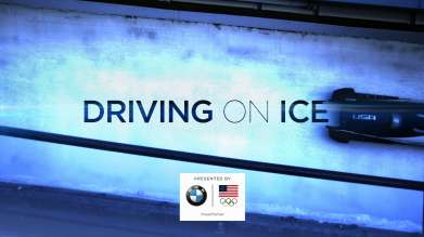 A documentary titled 'Driving on Ice' that chronicles BMW's collaboration with the USA Bobsled & Skeleton Federation, will air on NBC on Sunday, January 5th at 12:30 p.m. EST. (01/2014)