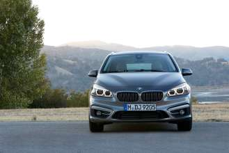The BMW 2 Series Active Tourer (02/2014)