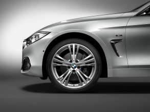 The new BMW 4 Series Gran Coupe – Sport Line (02/2014).