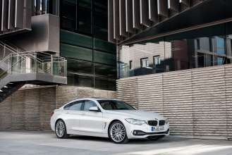 The new BMW 4 Series Gran Coupe – Luxury Line (02/2014).