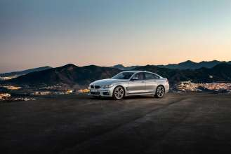 The new BMW 4 Series Gran Coupe – M Sport package (02/2014).
