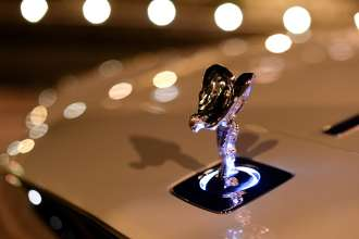 ROLLS-ROYCE SPIRIT OF ECSTASY