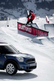 MINI @ Burton European Open Laax.