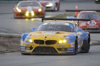 23.01.2014 to 26.01.2014, Tudor United Sportscar Championship 2014, Rolex 24 at Daytona, Daytona International Speedway, Daytona Beach, FL (USA). Dane Cameron (USA), Paul Dalla Lana (CAN), Augusto Farfus (BRA), Markus Palttala (FIN), No 94, Turner Motorsport, BMW Z4 GTD. This image is Copyright free for editorial use © BMW AG