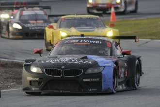 23.01.2014 to 26.01.2014, Tudor United Sportscar Championship 2014, Rolex 24 at Daytona, Daytona International Speedway, Daytona Beach, FL (USA). Bill Auberlen (USA), Andy Priaulx (GBR), Joey Hand (USA), Maxime Martin (BEL), No 55, BMW Team RLL, BMW Z4 GTE. This image is Copyright free for editorial use © BMW AG