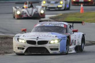 23.01.2014 to 26.01.2014, Tudor United Sportscar Championship 2014, Rolex 24 at Daytona, Daytona International Speedway, Daytona Beach, FL (USA). Dirk Müller (DEU), John Edwards (USA), Graham Rahal (USA), Dirk Werner (DEU), No 56, BMW Team RLL, BMW Z4 GTE. This image is Copyright free for editorial use © BMW AG