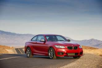 The new BMW M235i Coupe (02/2014)