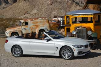 The new BMW 435i Convertible - Luxury Line (02/2014)