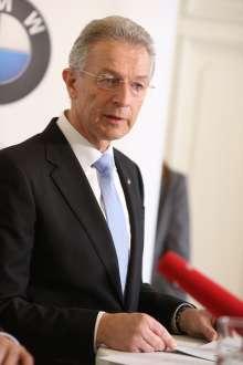 DI (FH) Gerhard Wölfel, Geschäftsführer BMW Motoren GmbH (02/2014)