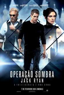 Jack Ryan: Shadow Recruit (02/2014)