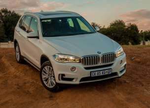 The new BMW X5 now available in South Africa (02/2014)