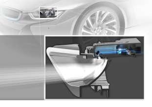 BMW Laserlight for BMW i8 (2/2014)