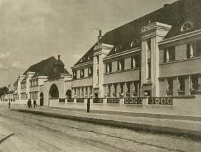 New location of BMW Group Classic,
