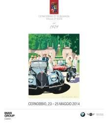 Concorso d'Eleganza Villa d'Este 2014 (02/2014)
