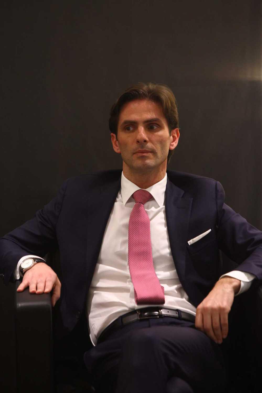 Massimo Senatore Direttore Vendite Bmw Group Italia Alla