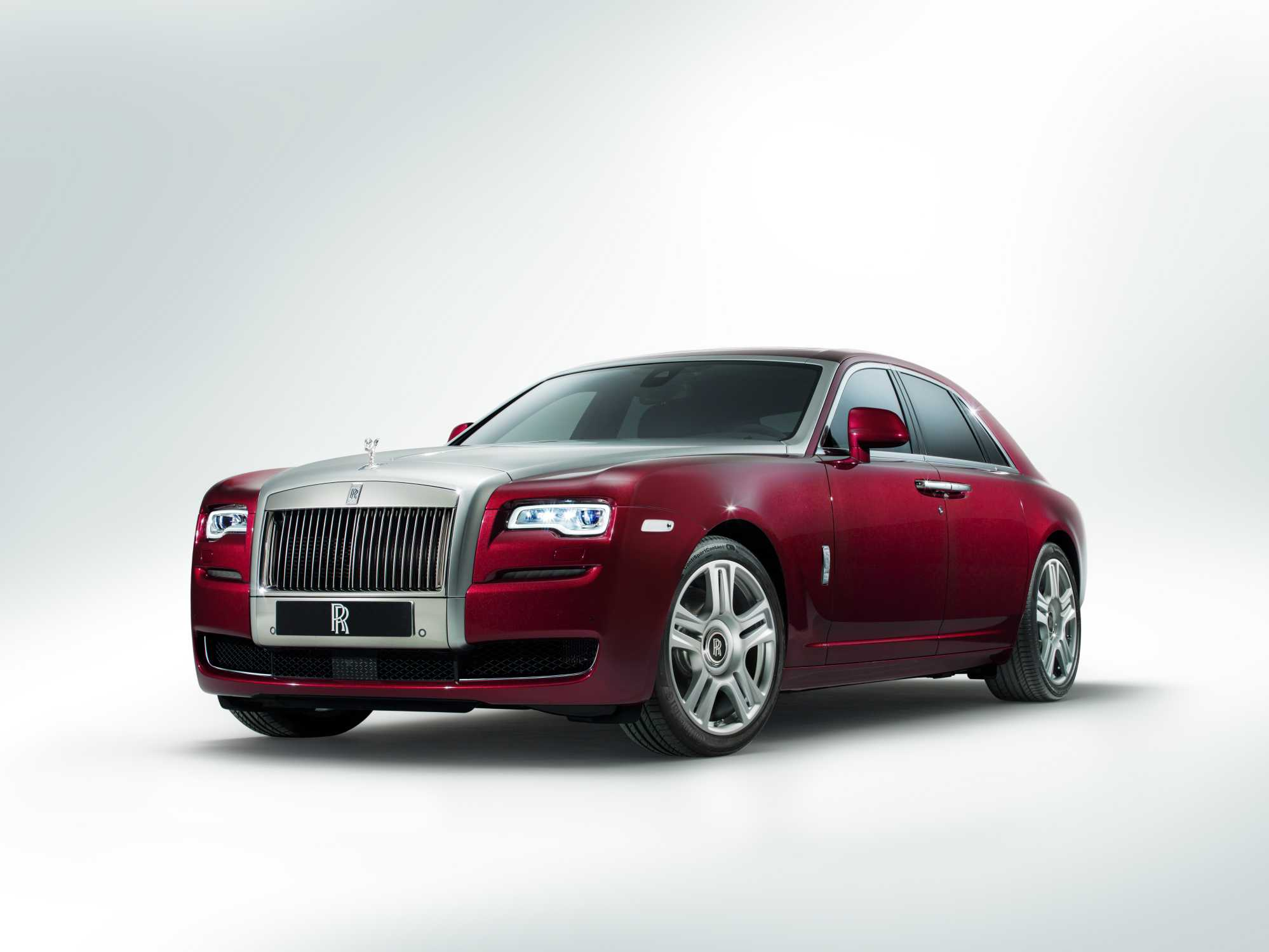 ROLLS-ROYCE MOTOR CARS UNVEILS GHOST SERIES II TO THE WORLD AT ...