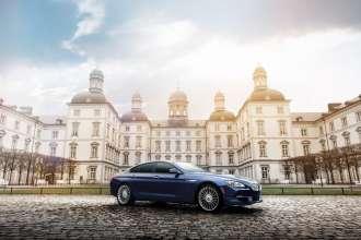 03.04.2014 The 2015 BMW ALPINA B6 xDrive Gran Coupe