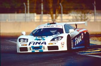 BMW M-Power McLaren F1 GTR. (03/2014)