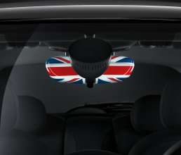 Interior mirror cover Union Jack. (03/2014)