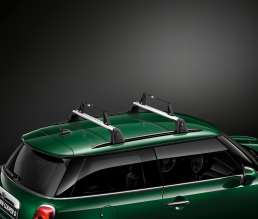 Universal holder and lockable roof rack base support system. (03/2014)