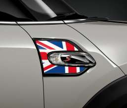 Side Scuttle Union Jack. (03/2014)