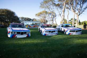 BMW CSL racing machines. (03/2014)