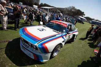 Class Winning BMW 3.0 CSL (03/2014)
