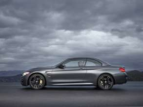 The new BMW M4 Convertible. (03/2014)