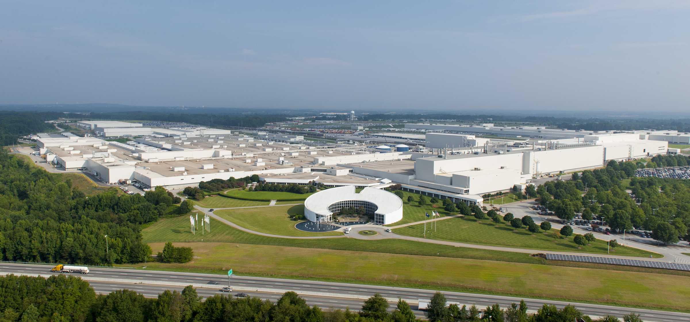 Leadership Change At Bmw S South Carolina Plant