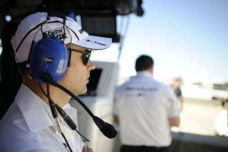 12.03.2014 to 15.03.2014, Tudor United Sportscar Championship 2014, Mobil 1 Twelve Hours of Sebring fueled by Fresh from Florida, Sebring International Speedway, Sebring, FL (USA). Andy Priaulx (GBR), No 55, BMW Team RLL, BMW Z4 GTE. This image is Copyright free for editorial use © BMW AG