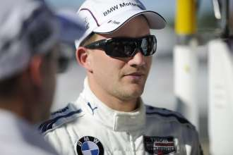 12.03.2014 to 15.03.2014, Tudor United Sportscar Championship 2014, Mobil 1 Twelve Hours of Sebring fueled by Fresh from Florida, Sebring International Speedway, Sebring, FL (USA). Dirk Werner (DEU), No 56, BMW Team RLL, BMW Z4 GTE. This image is Copyright free for editorial use © BMW AG
