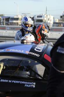 12.03.2014 to 15.03.2014, Tudor United Sportscar Championship 2014, Mobil 1 Twelve Hours of Sebring fueled by Fresh from Florida, Sebring International Speedway, Sebring, FL (USA). Bill Auberlen (USA), Joey Hand (USA), No 55, BMW Team RLL, BMW Z4 GTE. This image is Copyright free for editorial use © BMW AG