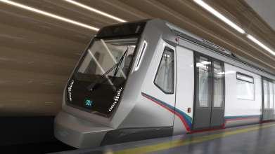 BMW Group DesignworksUSA. Design der neuen Siemens Metro für Kuala Lumpur. (03/2014)