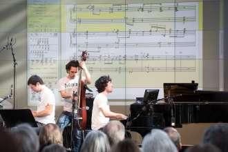 BMW Welt Jazz Award 2014: Tin Men and the Telephone. (03/2014)