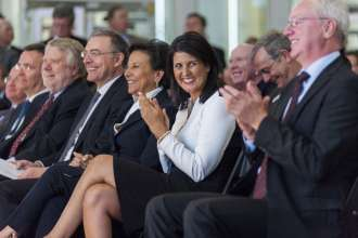 BMW Celebrates its Commitment in the USA in Spartanburg, SC
