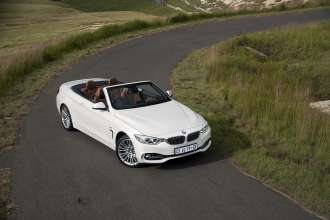 The new BMW 4 Series Convertible in South Africa.