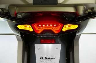 BMW Motorrad OLED Taillight Prototype (04/2014)