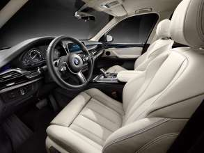 The BMW Concept X5 eDrive (04/2014).
