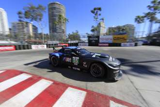 TUDOR USCC Sports Car Showcase at Long Beach. (04/2014)