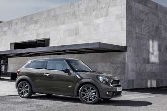 The new MINI Paceman. (04/2014)